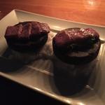 ブルーバード - 黒毛和牛サーロインとウチヒラの食べくらべ