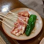 猪料理 やまおく - 豚ロース焼き