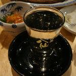 うお旬 - 110309 田酒