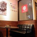 CAFE917 - 人気のソファ席☆