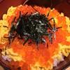 能登美 - 料理写真:いくら丼