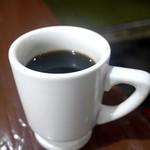 キャッスル松葉吉原 - コーヒーを頼むと