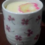 キャッスル松葉吉原 - 茶碗蒸しが付いてくるんですよ