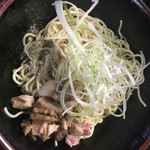 中華そば いづる - 和え玉(細麺)