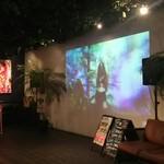 ジャングル ゴリラ - ステージ