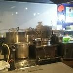 ジャングル ゴリラ - ラーメン用厨房調理機器
