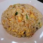 Chuukadainingushinka - 担々麺セット 炒飯