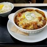 ふじやま食堂 - 「焼きカレー」