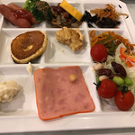 阿蘇の司 ビラパークホテル&スパリゾート - 朝食バイキング