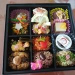 亀戸升本すずしろ庵 - 彩(いろどり)弁当