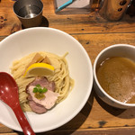72848356 - 鶏白湯つけ麺