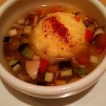 旬菜すし鮮 きずな屋 - ポテトサラダ 350円