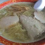 ラーメンの幸山 - 料理写真:塩らー 500円