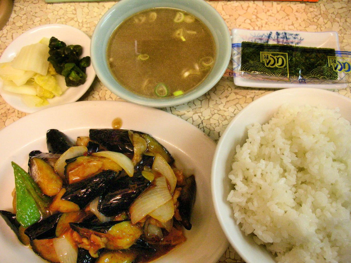 中華料理 八龍
