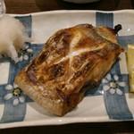 えいちゃん - 太刀魚の塩焼き