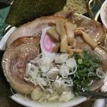 焼肉 はせ川 - トンコツラーメン