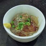 博多魚鮮水産 - 付き出し