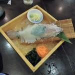 博多魚鮮水産 - あしやんいかだと思ったんだけど?