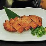 博多魚鮮水産 - 蛸と紅ショウガさつま揚げ