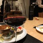 TENPURA+wine よんなよんな -