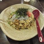 博多魚鮮水産 - 明太高菜しらすチャーハン