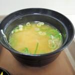 72853719 - お味噌汁