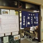 稲葉 - 入口