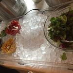 ビーフキッチン 菜好牛 - サラダバー