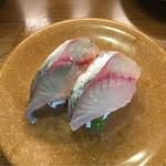 亀正くるくる寿司 - 佐賀関産 関さば