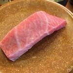 亀正くるくる寿司 - 中トロ