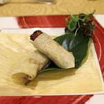 トゥ・ラ・ジョア - カリカリ鰻の北京風