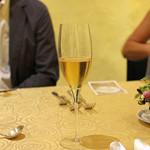 トゥ・ラ・ジョア - Champagne Gosset 15ans/years Brut