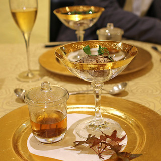トゥ・ラ・ジョア - 料理写真:秋トリフの一皿