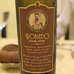 トゥ・ラ・ジョア - Robledo Family Winery Cabernet Sauvignon 2005 Napa Valley Fourth Edition