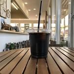 もりのかふぇ - ドリンク写真:アイスコーヒー、300円です。