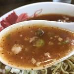 北京 - 【2017.8.26】旨辛なスープ。