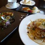 イル クオーレ - 料理写真:お気軽セットの内容