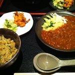 中国酒菜 凛 - ジャージャー麺セット