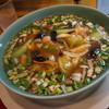長城 - 料理写真:海鮮ラーメン