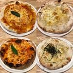 パステル - 食べ放題のピザ