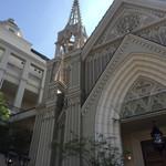 伊勢山ヒルズ - 教会外観