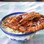 白孔雀食堂 - 料理写真:名物カツ丼 1250円