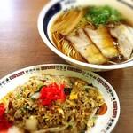 中華そば てんしん - 料理写真: