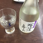 さぬき麺業 - 冷酒・金陵
