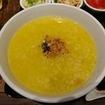 茉莉花 - カボチャの上海粥