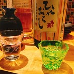 日本酒と肴 あらばしり 門前仲町 -