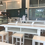 テッパンキッチン セタガヤ - テーブル席