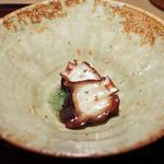 東麻布 天本 - 久里浜の蛸