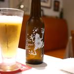 マザーエスタ - まずはビールで!