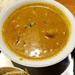 ジャイプル - 野菜カレー